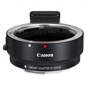 Адаптер для цифрового фотоаппарата Canon Mount Adapter EF-EOS M