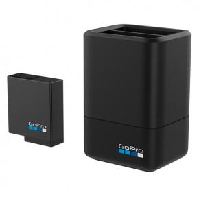 Аксессуар для экшн камер GoPro ЗУ для двух аккумуляторных батарей (AADBD-001-RU)