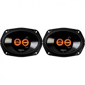 Автомобильные колонки (6''x9'') Edge EDST219-E6