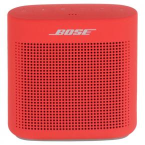 Беспроводная акустика Bose SoundLink Color Bluetooth II Red