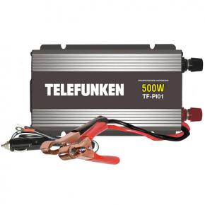 Автопреобразователь напряжения Telefunken TF-PI01