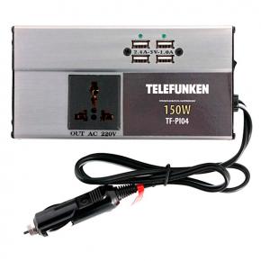 Автопреобразователь напряжения Telefunken TF-PI04