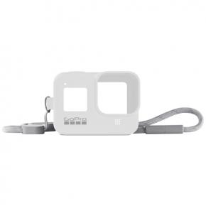 Аксессуар для экшн камер GoPro Sleeve + Lanyard HERO8 White (AJSST-002)