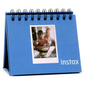 Альбом Fujifilm INSTAX MINI 9 FLIP ALBUM COBALT BLUE