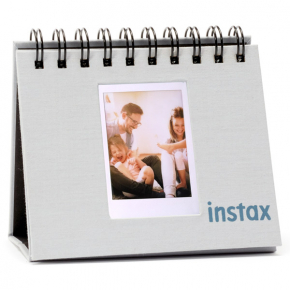 Альбом Fujifilm INSTAX MINI 9 FLIP ALBUM SMOKY WHITE