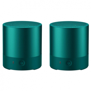 Беспроводная акустика Huawei Mini Speaker CM510 Pair Emerald Green (55031419)