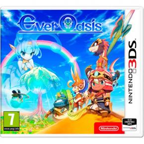 3DS игра Nintendo Ever Oasis