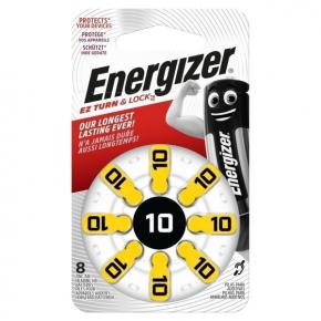 Батарея для слухового аппарата Energizer Zinc Air 10 PS TL8