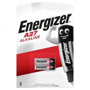 Батарея Energizer A27 12V Alkaline 2шт.