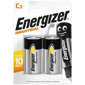 Батарея Energizer Industrial C-LR14 2шт.