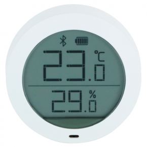 Smart home Xiaomi датчик Mi Temperature and Humidity Monitor