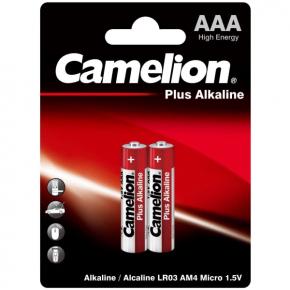 Батарея Camelion LR03 Plus Alkaline BL-2