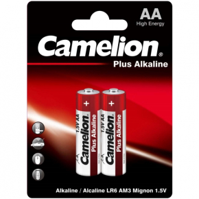 Батарея Camelion LR 6 .Plus Alkaline BL-2