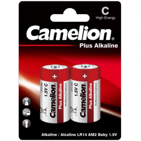 Батарея Camelion LR14 Plus Alkaline BL-2