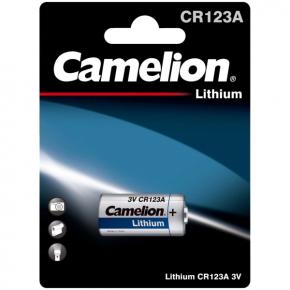 Батарея Camelion CR123A BL-1