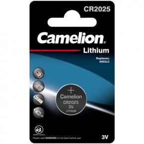 Батарея Camelion CR2025 BL-1