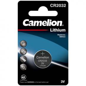 Батарея Camelion CR2032 BL-1